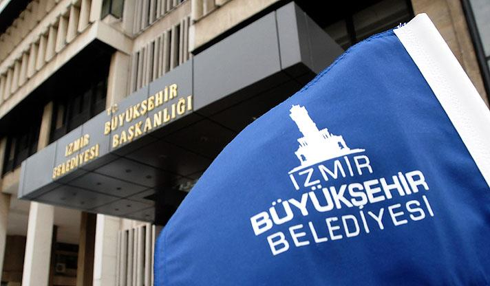 İzmir Büyükşehir Belediyesi'ne operasyon!