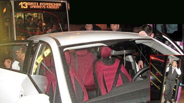 Kadıköy'de zorla'kız kaçırma' girişimini otobüs yolcuları durdurdu