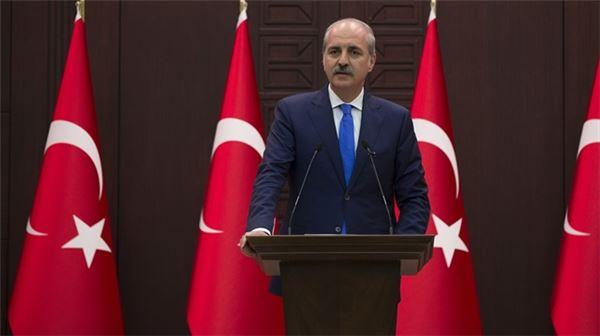 Numan Kurtulmuş bir HDP'li vekilin daha gözaltına alındığını açıkladı!