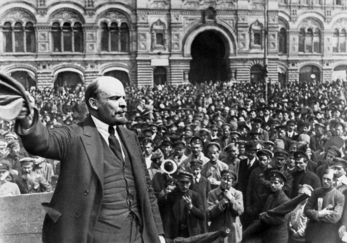 Büyük Ekim Devrimi 99 yaşında: Sosyalizm gerici vaazlara karşı verilmiş bir yanıttır