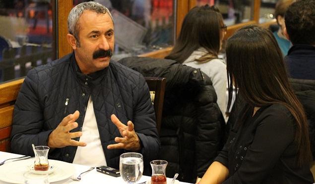 Komünist Başkan Maçoğlu: CHP ve HDP sosyalist değil
