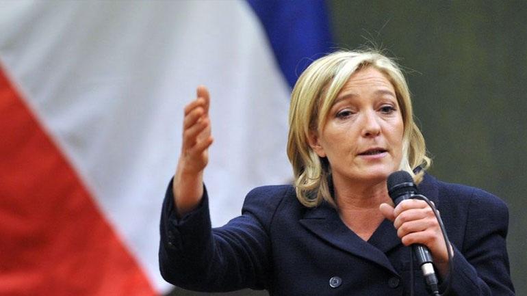 Fransa'daki faşist liderden Trump'a tebrik