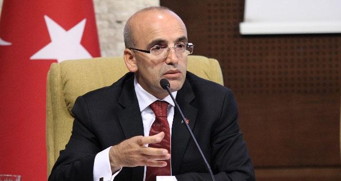 Mehmet Şimşek: 453.2 milyar dolarlık dış borç yüksek sayılmaz