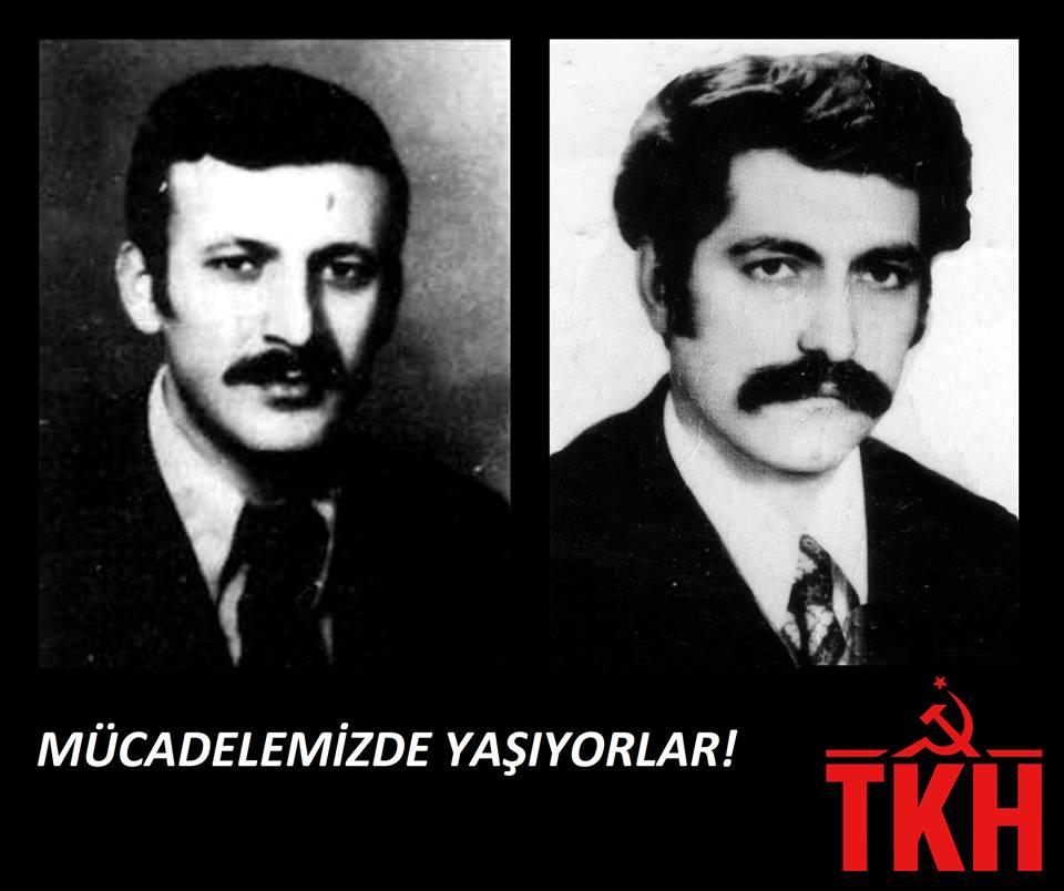 Mustafa Hayrullahoğlu ve Talip Öztürk anılıyor