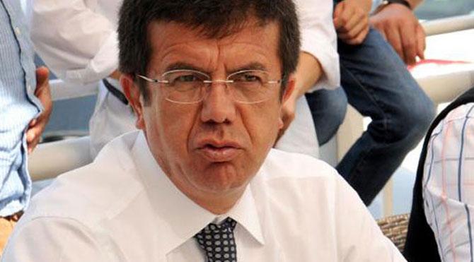 Ekonomi Bakanı Zeybekçi yelkenleri suya indirdi: Almanya ile gerilim bitmeli, AB'ye tam üyelik hedefimiz