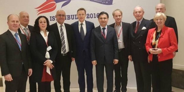 HDP milletvekili emperyalist terör örgütü NATO'nun Parlamenterler Asamblesi'nde başkan yardımcısı oldu