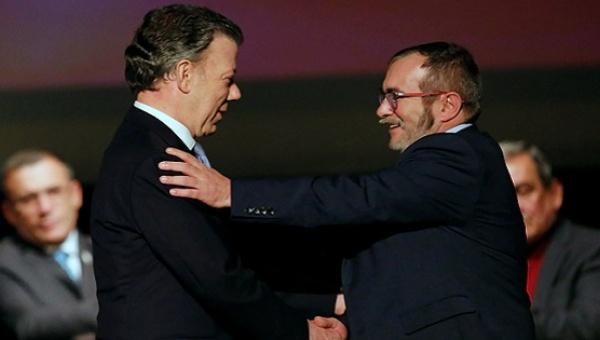 Kolombiya ile FARC yeni barış anlaşması imzaladı