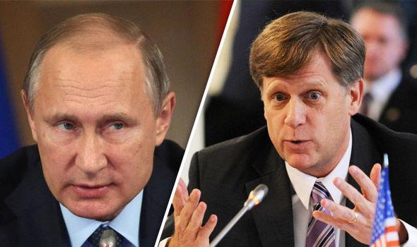 Rusya ABD'li diplomatın ülkeye girişini yasakladı