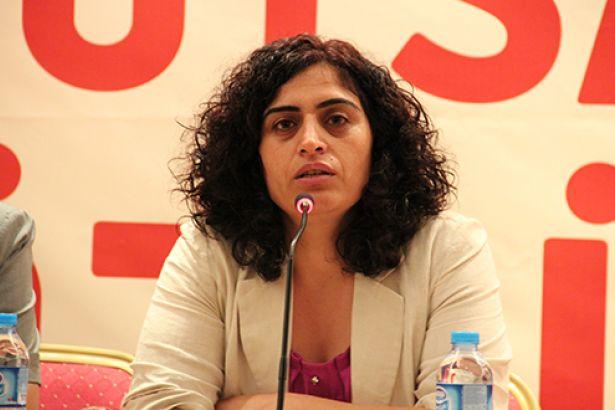 DBP Eş Başkanı Sebahat Tuncel gözaltına alındı