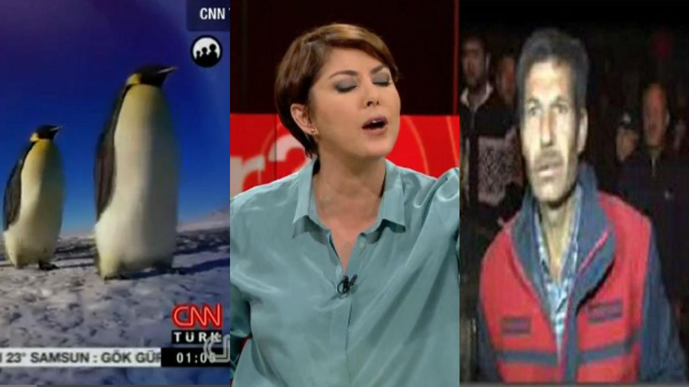 VİDEO | Şirin Payzın CNN Türk geleneğini bozmadı: Adana'da yangına isyan eden veliye sansür
