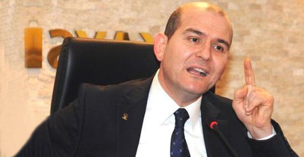 İçişleri Bakanı Soylu'dan Sarraf açıklaması