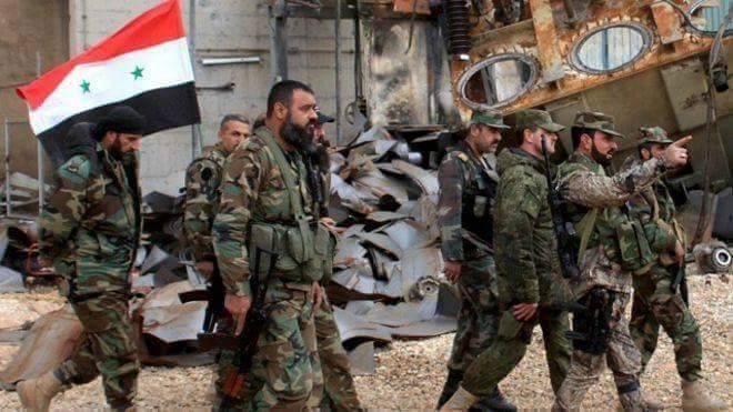 Suriye ordusu cihatçı temizliğine devam ediyor: Hama'da Türkistan İslam Partisi militanları öldürüldü