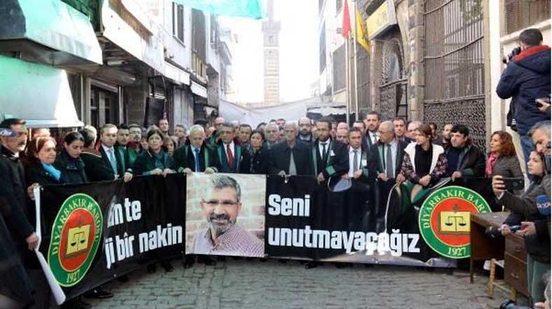 Tahir Elçi, Diyarbakır'da anıldı