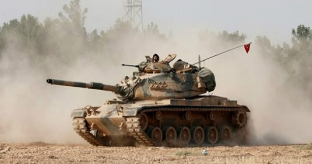 İran IKBY sınırına tank sevk ediyor