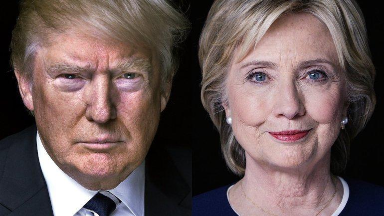 ABD'de son anket: Trump öne geçti