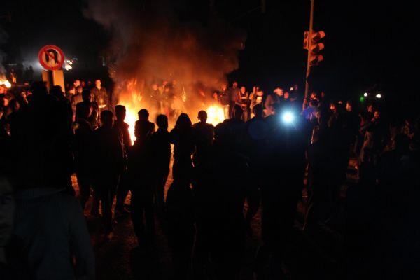 Urfa'da elektrik kesintisi isyanı