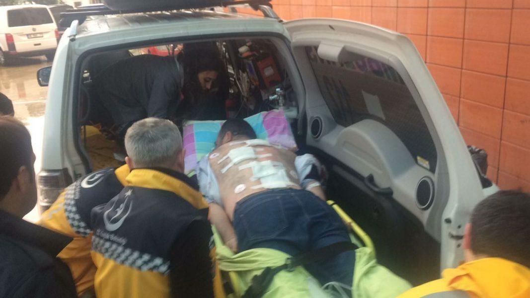 Rize'de kahvehaneye kurşun yağmuru: 2 ölü, 6 yaralı