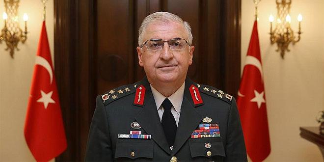 Yeni Genelkurmay Başkanı Yaşar Güler oldu