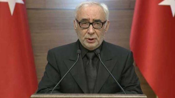 VİDEO | İşte Erdoğan'dan ödül alan Şener Şen'in konuşması...