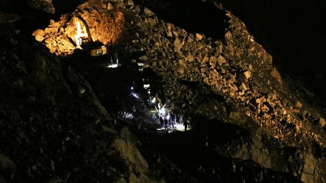 Şirvan'da göçük altında kalan son işçinin de cansız bedenine ulaşıldı