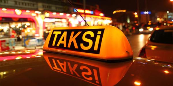Taksilere yeni tarife: İndi-bindi ücreti alınacak