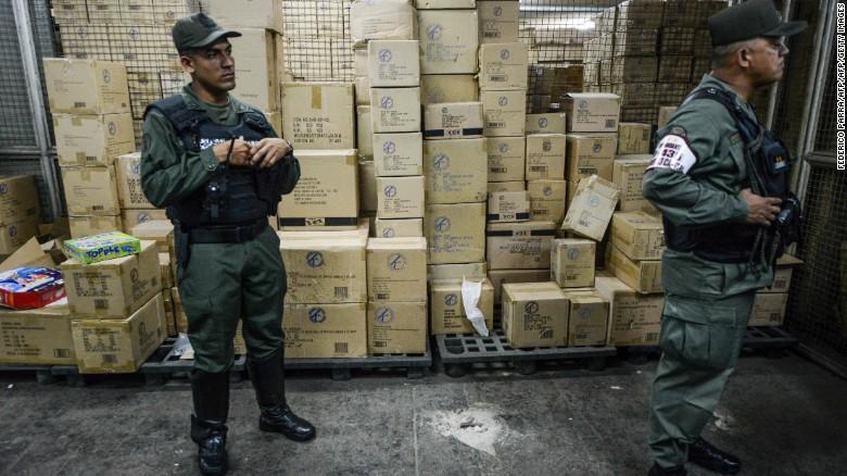 Venezuela'daki Bolivarcı iktidardan çocuklara yılbaşı hediyesi