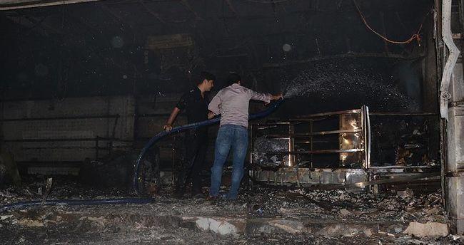 Erbil'de patlamalar: 7 ölü, 3 yaralı