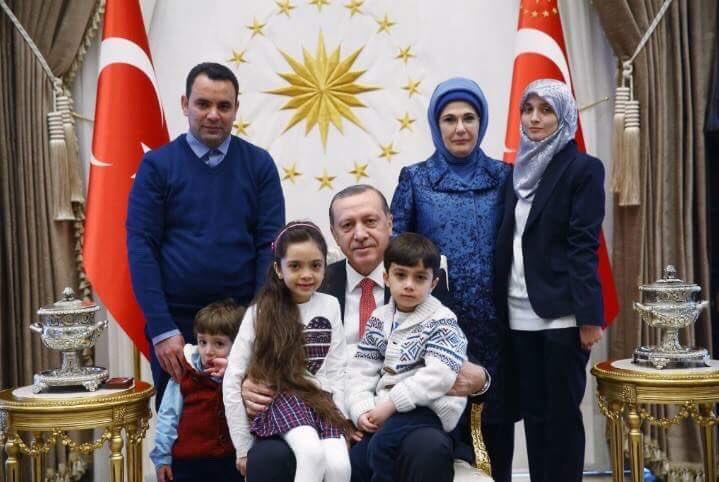 Erdoğan ve Çavuşoğlu'nun ağırladığı Bana Alabed'in babası cihatçı çıktı