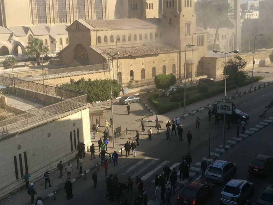 Bir bombalı saldırı da Mısır'da