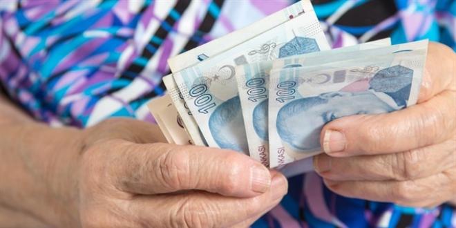 Emeklilerin alacağı promosyon ücreti belli oldu