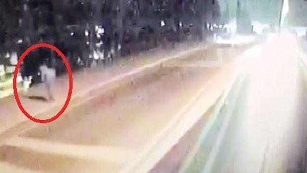 Beşiktaş bombacısı maçın bitimini McDonald's'ta beklemiş