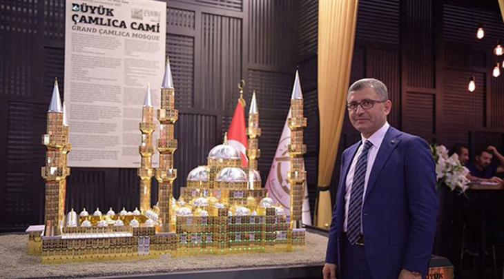 Hilafet çağrısı için Üsküdar Belediye Başkanı hakkında suç duyurusu!