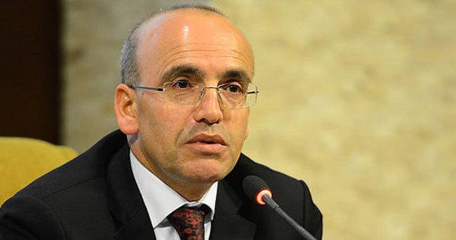Mehmet Şimşek'ten Halkbank'ın kapatılacağı iddiasına ilişkin açıklama