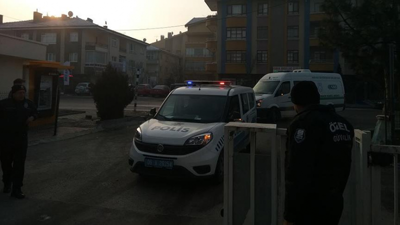 Rus heyet Karlov suikastını incelemek için Ankara'da
