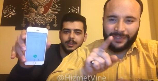 VİDEO | İslamcılardan telefon sapıklığı: Vatandaşları rastgele arayıp sabah namazına çağırdılar