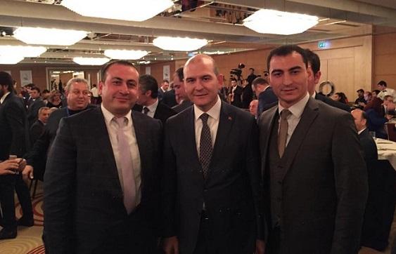 İçişleri Bakanı Soylu'nun suikastçı Altıntaş'ın ev arkadaşıyla fotoğrafı ortaya çıktı