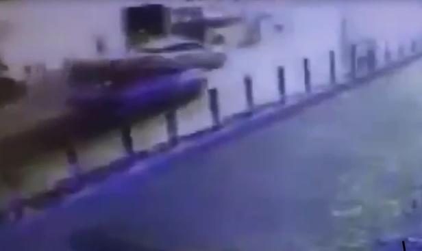VİDEO | Beşiktaş'taki patlama MOBESE tarafından böyle görüntülendi!