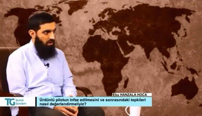 VİDEO | Ebu Hanzala: İnsan yakmak caizdir