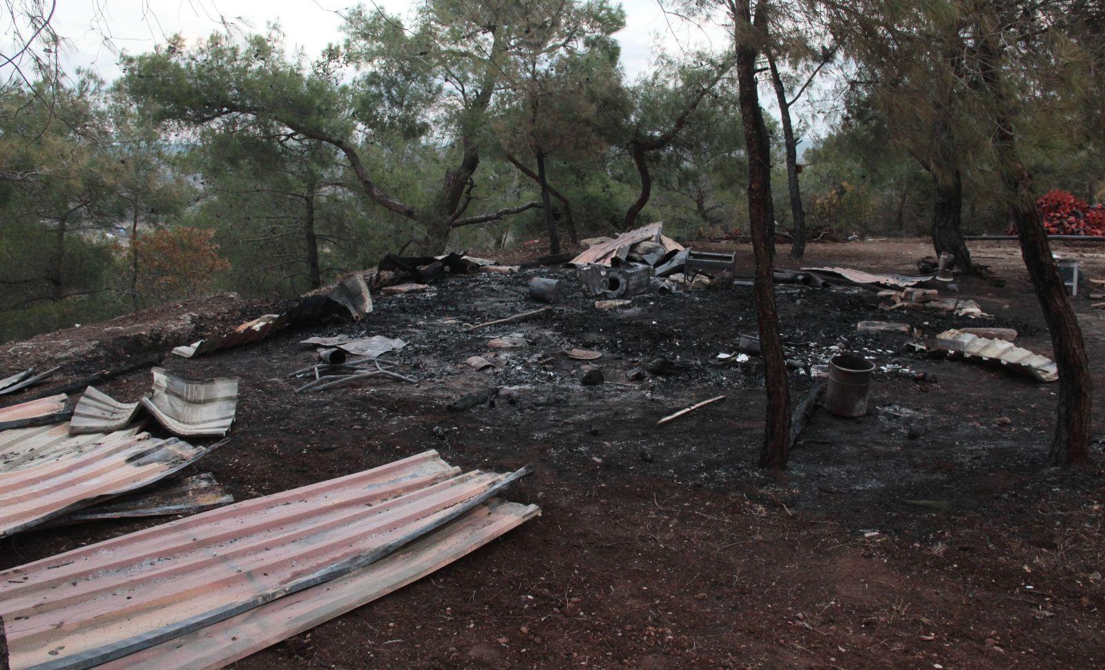 Adana'da iş cinayeti: Tarım işçileri yanarak can verdi