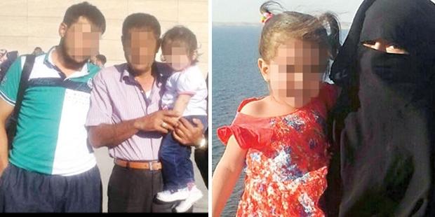 IŞİD'e katılan oğlu öldü, evini satıp gelinini ve oğlunu kurtardı