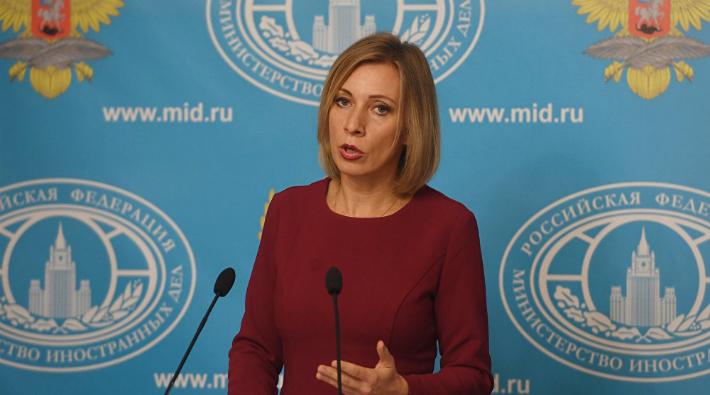 Zaharova: Obama tüm dünyanın nefretini kazandı