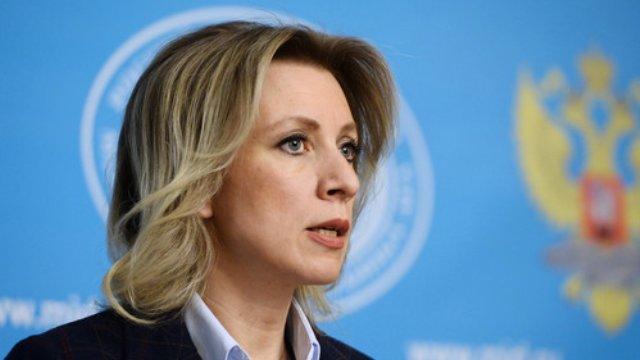 Zaharova: ABD ve İngiltere Suriyeli teröristlere zehirli teçhizat verdi