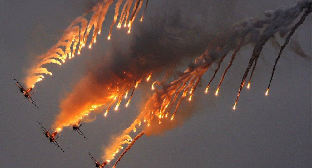 ABD uçakları yine 'yanlışlıkla' ölüm saçtı: En az 90 Irak askeri hayatını kaybetti
