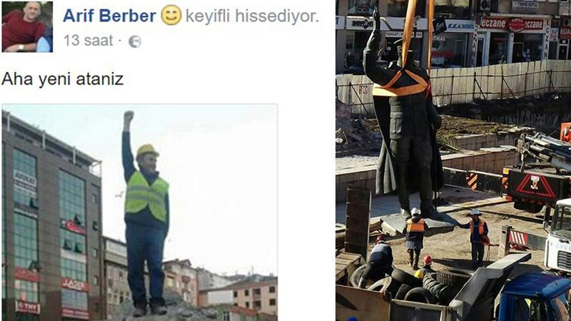 'Atatürk'ün manevi hatırasına hakaret'ten gözaltına alınanlar serbest