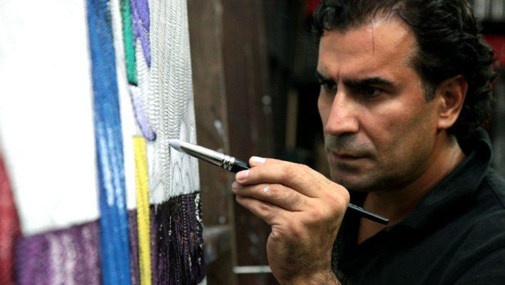 Sanatçı Ahmet Güneştekin'in