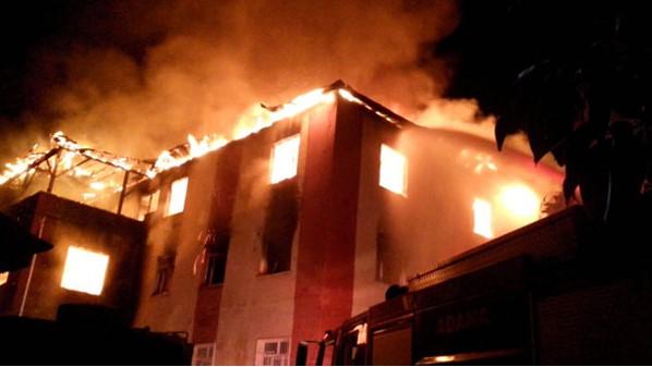 12 kişinin hayatını kaybettiği yurt yangınında Süleymancılara tahliye kararı!