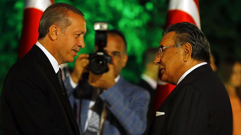 Aydın Doğan diyetini Ankara temsilcisi ile ödüyor