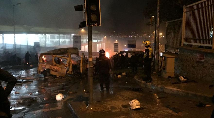 Beşiktaş saldırısının ayrıntıları ortaya çıktı