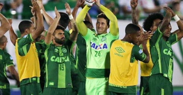 Futbolcularını final yolunda kaybeden Chapecoense, Copa Sudamericana şampiyonu ilan edildi