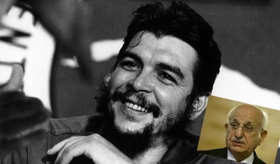Meclis Başkanı tükürdüğünü yaladı, Che'ye hakaretleri için özür diledi